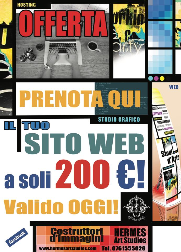 Locandina Offerta Web Fb